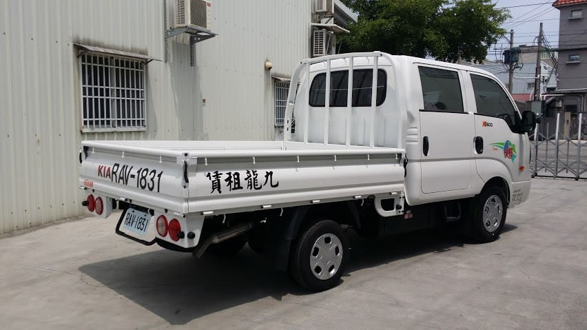 KIA 新卡旺 3.25噸 雙廂式