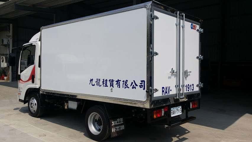 ISUZU 一路發 3.5噸 11.5呎 冷凍箱車