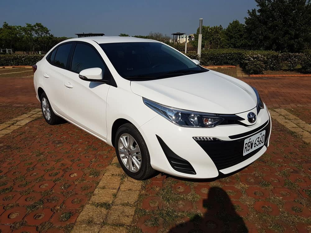 Toyota Vios 1500c.c